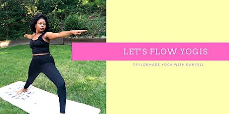 Let's Flow: Slow Flow Yoga tickets