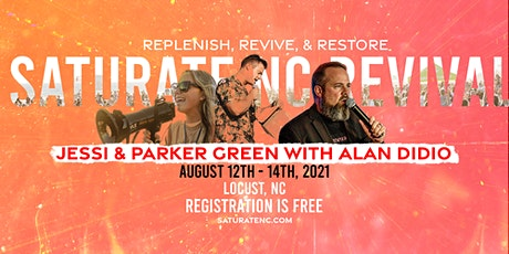 Saturate: Revival Wells Tour North Carolina tickets