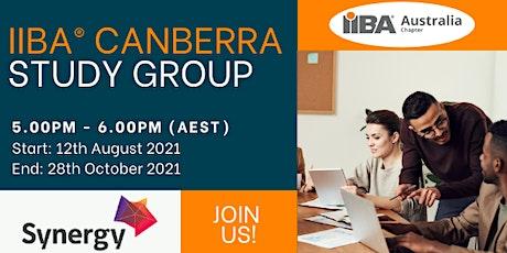 IIBA® Canberra: Study Group tickets
