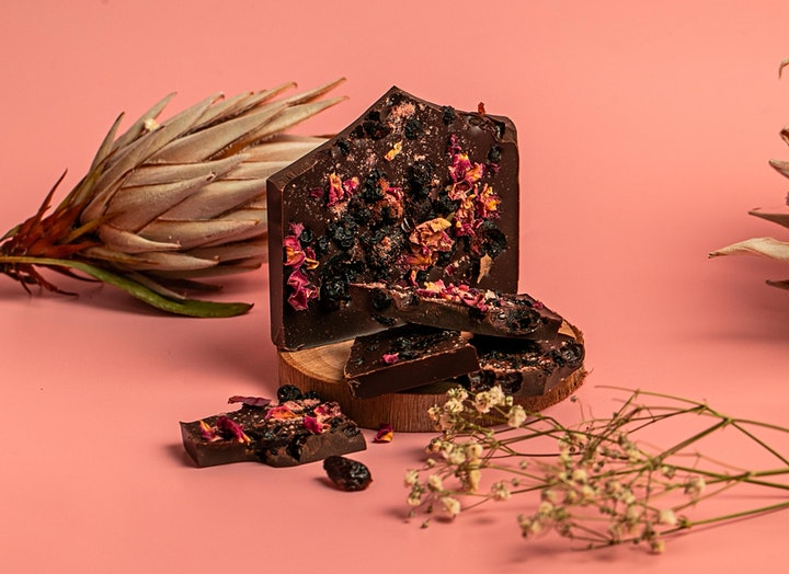 Chocolate tasting session: featuring Turkish Delight image