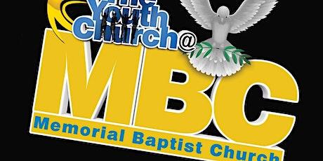 Youth Church @ MBC  - Summer Celebration 2021 tickets