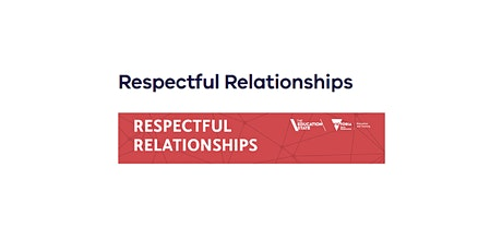 Respectful Relationships Induction for HUMA schools tickets