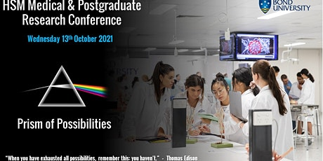 HSM Medicine and Postgraduate Research Conference tickets