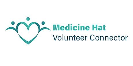 Medicine Hat Volunteer Connector - Info Session tickets