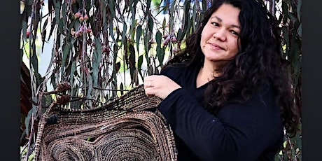 Introduction to Weaving Workshop with Baluk Artist Juanita M tickets