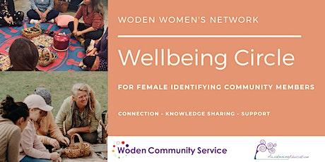 Wellbeing Circle (Woden Women's Network) tickets
