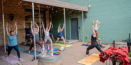 Yoga & Beer at Bookhouse Brewing tickets