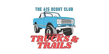 3rd Annual IH Trucks & Trails tickets