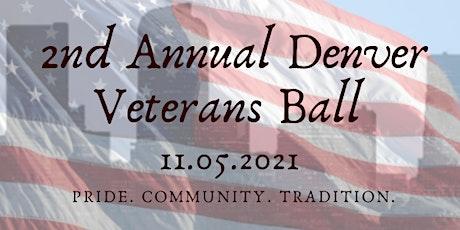 Denver Veterans Ball tickets