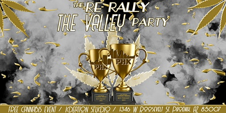 The Re- Rally The Valley Party tickets