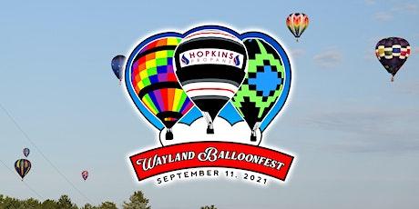 Wayland Hot Air Balloonfest tickets