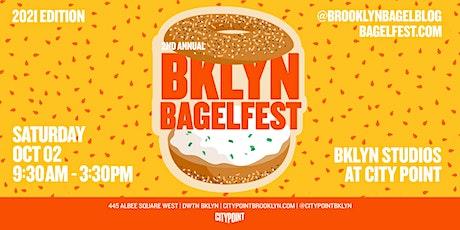 2nd Annual Brooklyn BagelFest tickets