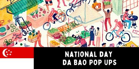 National Day Da Bao Pop Ups tickets