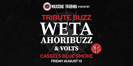 Weta / AHoriBuzz Tribute & Volts tickets