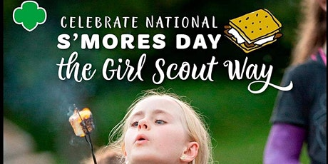 Celebrate National S'mores Day the Girl Scout Way tickets