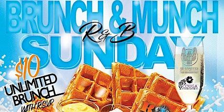 BRUNCH & MUNCH  & R & B UNLIMITED BRUNCH  @ KING OF DIAMONDS ATLANTA tickets