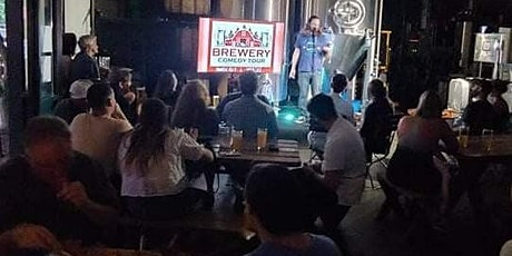 the BREWERY COMEDY TOUR at SUDS MONKEY tickets