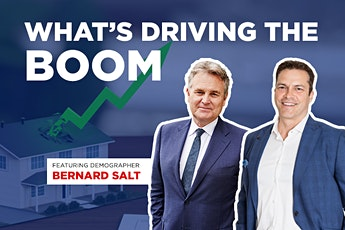 How Borders Reopening Could Impact Property Investors with Bernard Salt tickets
