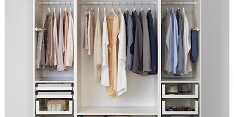 How to organise your wardrobe like a pro tickets