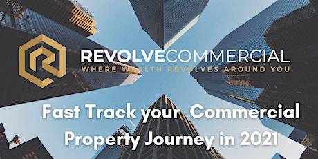 Revolve Commercial assists you Fast Track your Journey in 2021 tickets