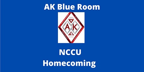 The AK Chapter Blue Room tickets