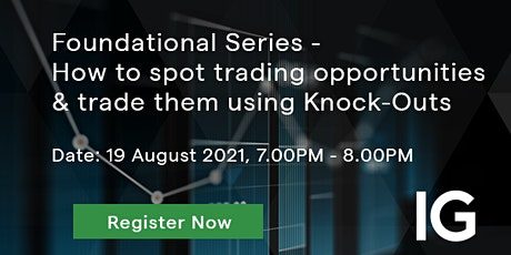 How to spot trading opportunities & trade them using Knock-Outs tickets