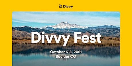 Divvy Fest: October 6-8, 2021 tickets