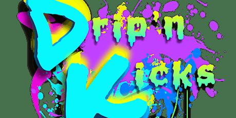 Drip n' Kicks Paint Party tickets
