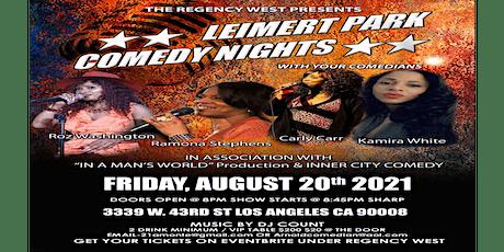 Leimert Park Comedy Nights tickets