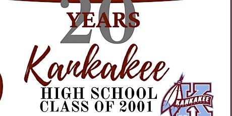 Class of 2001 20 Year Reunion tickets
