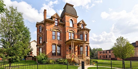 As Seen on HGTV! Historic Renovation at104 Edmund Place Open Saturday tickets