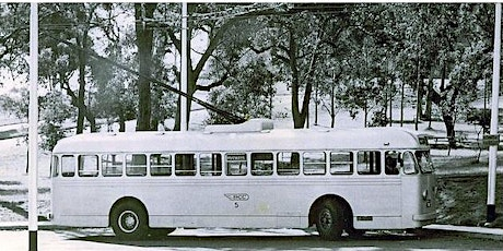 70th Anniversary First Trolleybus Service & Expo of Electric Vehicles tickets