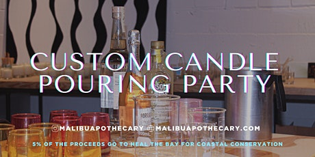 Custom Candle Making Party tickets