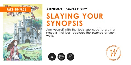 Slaying Your Synopsis with Pamela Rushby tickets