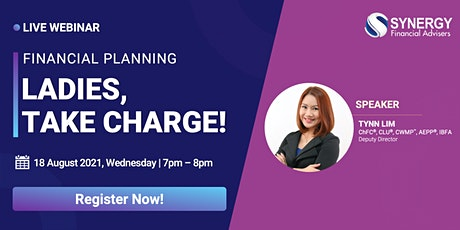 Financial Planning | Ladies, Take Charge! tickets