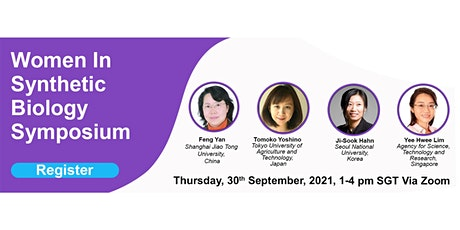 Inaugural  Women in  Synthetic Biology Symposium tickets