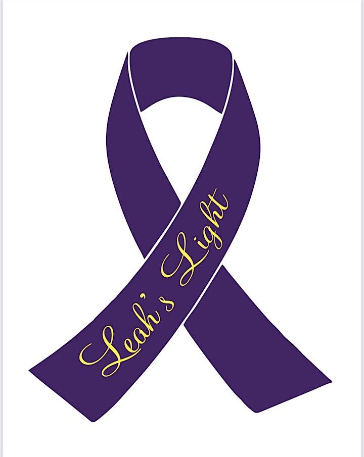 Leah's Light 5km walk/run for overdose awareness image