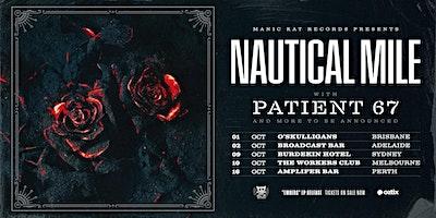Nautical Mile 'Embers' Release Tour