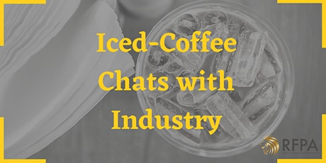 Iced-Coffee Chats with Industry tickets