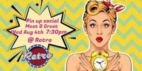 Retro Rockabilly Pin -up meet & Greet tickets