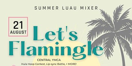 Let's Flamingle- Mixer tickets