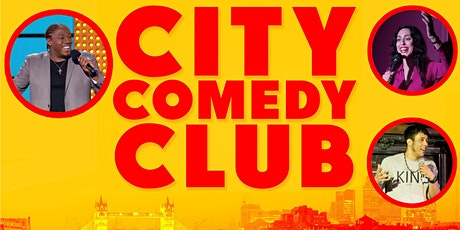 City Comedy Club Celebrity Comedian tickets