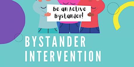 Bystander Intervention 101 tickets