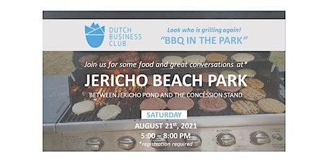Dutch Business Club 2021: BBQ IN THE PARK! tickets