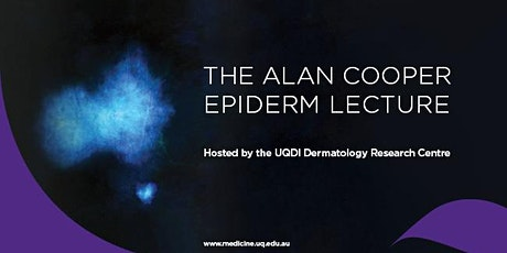 2021 Alan Cooper Epiderm Lecture tickets