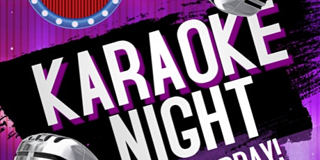ALL AGES KARAOKE  at RETRO in Camrose tickets