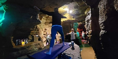 Cave Yoga Class (Yes, inside the cave!) tickets