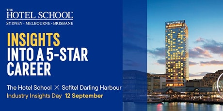 Experience Sofitel Sydney with The Hotel School tickets