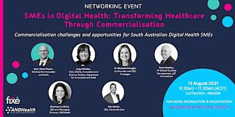 SMEs in Digital Health: Transforming Healthcare Through Commercialisation tickets
