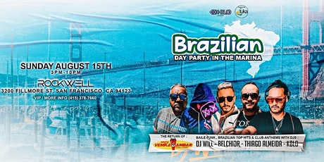 Brazilian Day Party in the Marina tickets
